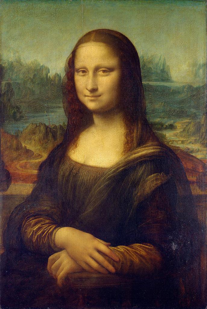 Леонардо да Винчи, «Мона Лиза», 1503 — 1505 годы