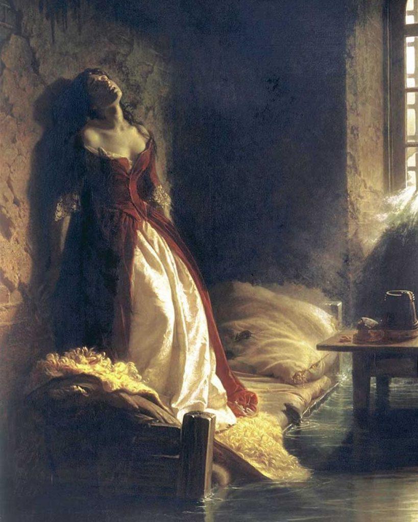 «Княжна Тараканова» Константин Флавицкий, 1864 год