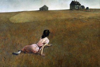 «Мир Кристины» Эндрю Уайет, 1948 год