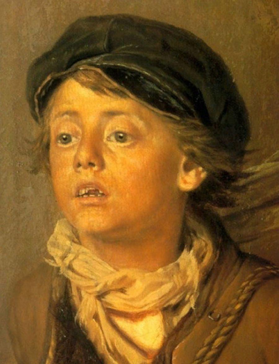 Тот самый Вася с картины «Тройка»