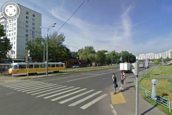 Примерно на этом месте и находилась просёлочная дорога с картины Шишкина