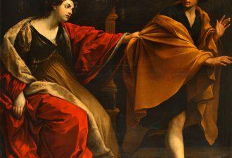 Гвидо Рени «Иосиф и жена Потифара», 1626 год