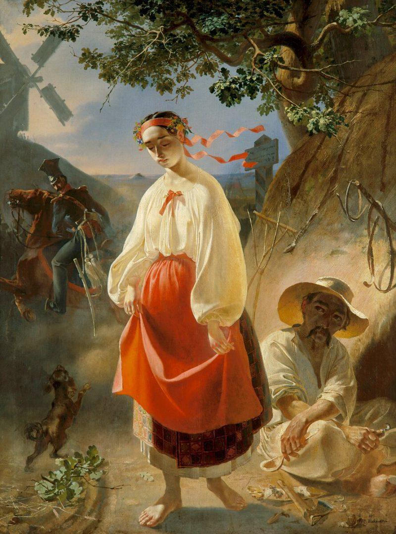 Тарас Шевченко «Катерина», 1842 год