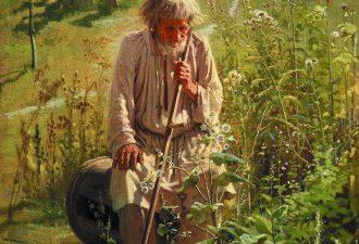 Иван Крамской «Пасечник», 1872 год