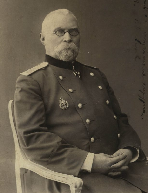 Хирург Е. В. Павлов