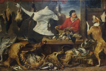 Франс Снейдерс «Птичий рынок» , 1618-1621 год