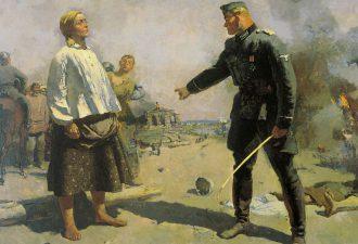 Сергей Герасимов «Мать партизана»