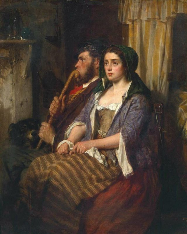 Томас Фаед «Ошибки с обеих сторон», 1861 год