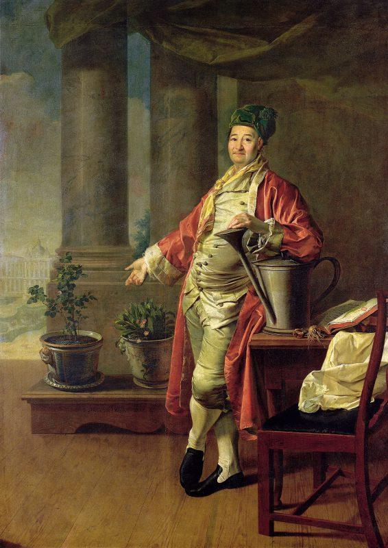 Дмитрий Левицкий «Портрет П. А. Демидова», 1773 год