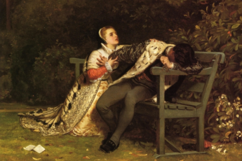 Филипп Гермогенес Кальдерон «Мера за меру», 1873 год