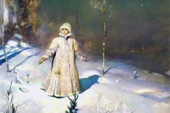 Виктор Васнецов «Снегурочка», 1899 год