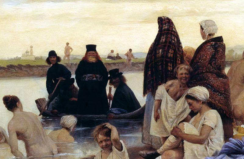 Лев Соловьёв «Монахи. Не туда заехали», фрагмент