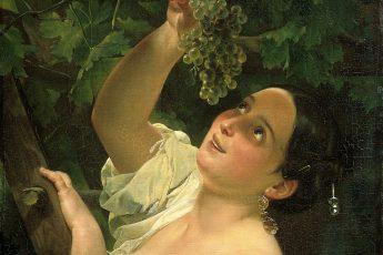 Карл Брюллов «Итальянский полдень», 1827 год