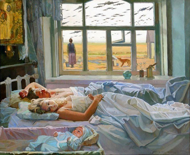 Валентин Фёдорович Папко «Даже не снилось. Утро 22 июня 1941»