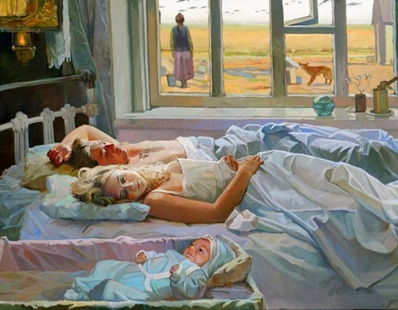 Валентин Фёдорович Папко «Даже не снилось. Утро 22 июня 1941», фрагмент