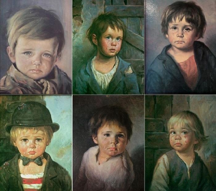 Детский цикл Джованни Браголина