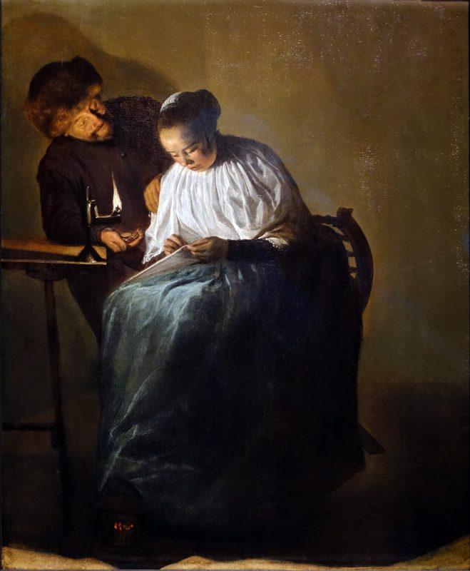 Джудит Лейстер «Предложение», 1631 год