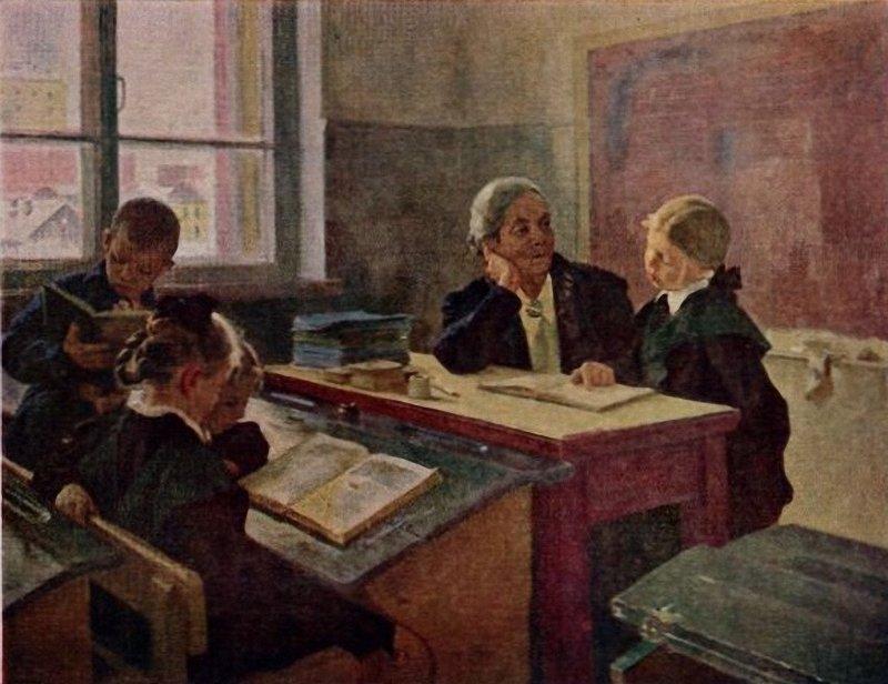 Дмитрий Пускин «Дополнительные занятия в школе»